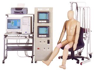 暖体假人模型系统装置 Thermal Manikin
